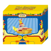 Picture of Beatles Cookie Jar: The Beatles Yellow Sub Sculpted Cookie Jar