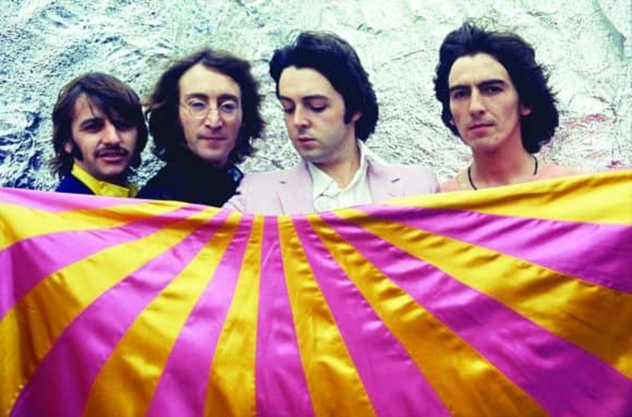 The Beatles - A Day in The Life: July 28, 1968