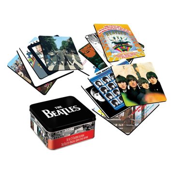 Picture of Beatles Coasters: Set of 13 with Tin