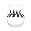 Picture of Beatles Glasses: Abbey Road 2 pc. 18 oz. Contour Glass Tumblers