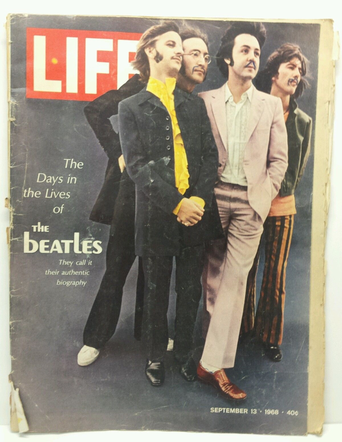 The Beatles - A Day in The Life: September 13, 1968