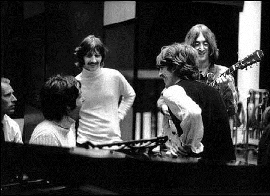 The Beatles - A Day in The Life: September 26, 1968