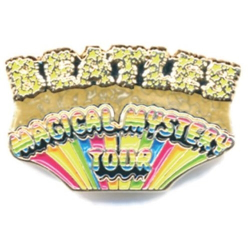 "Picture of Beatles Pin: The ""Magical Mystery Tour"" pin"