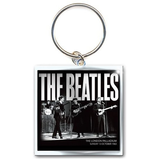 Picture of Beatles Keychain: 1963 The Palladium