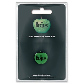 Picture of Beatles Mini Pin Badge:  Apple Mini