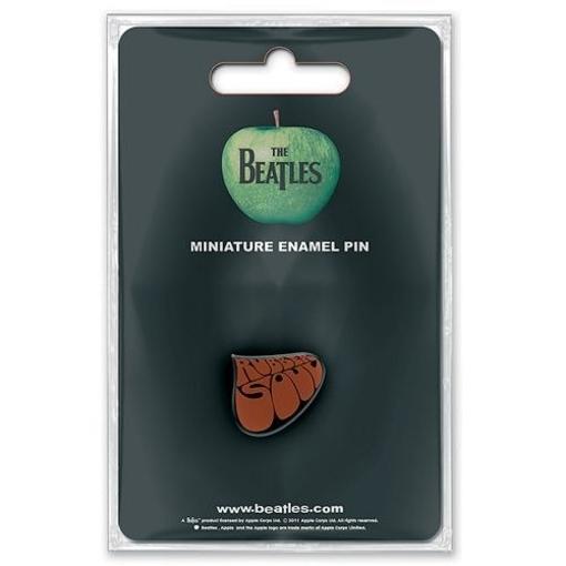 Picture of Mini Pin Badge: Rubber Soul