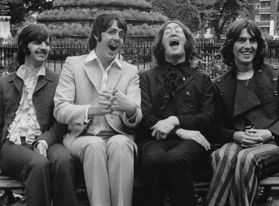 The Beatles - A Day in The Life: October 12, 1968