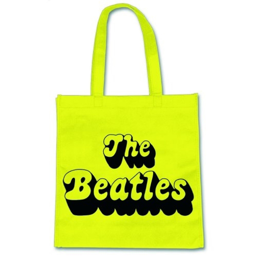 Picture of Beatles Eco BAG:  1970's Logo Tote bag