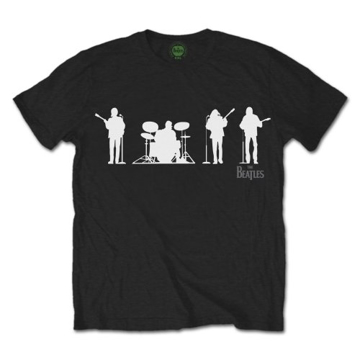Picture of Beatles Adult T-Shirt: Beatles Saville Row Line Up
