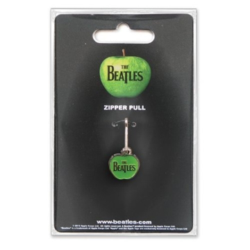 "Picture of Beatles Zipper Pull: ""Apple"""