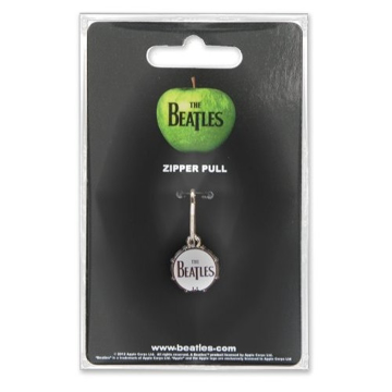 "Picture of Beatles Zipper Pull: ""Drum"""