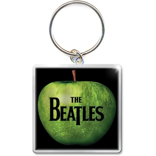 Picture of Beatles Keychain:  Apple
