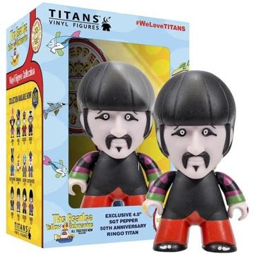 Picture of Beatles Toys: The Beatles Figurine Titans (Ringo)