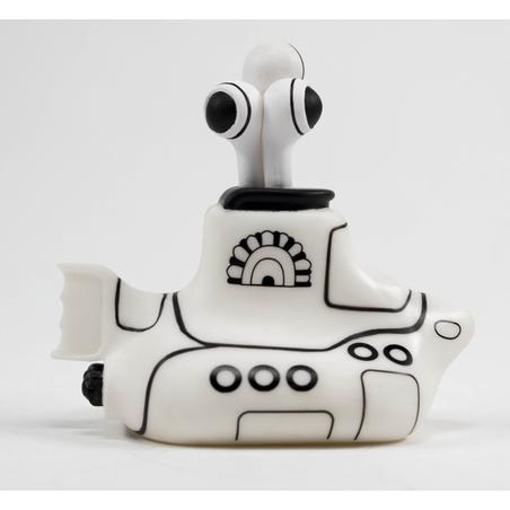Picture of Beatles Toys: The Beatles Black & White Submarine