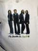 Picture of Beatles Adult T-Shirt: Beatles Iconic White Album