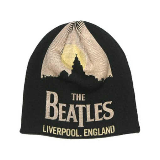 Picture of Beatles Beanie: Liverpool Home Head Warmer