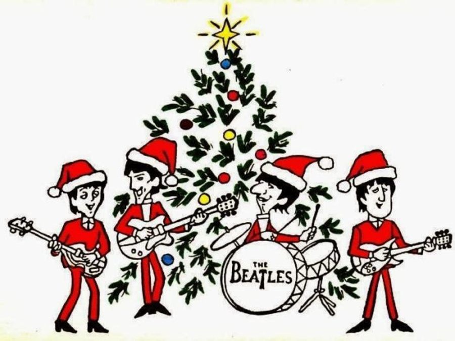 The Beatles - A Day in The Life: December 24, 1968