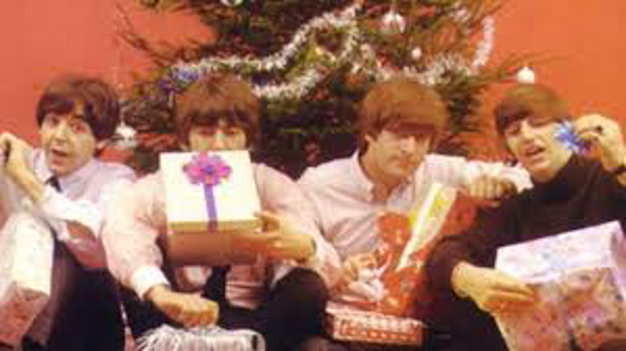 The Beatles - A Day in The Life: December 25, 1968