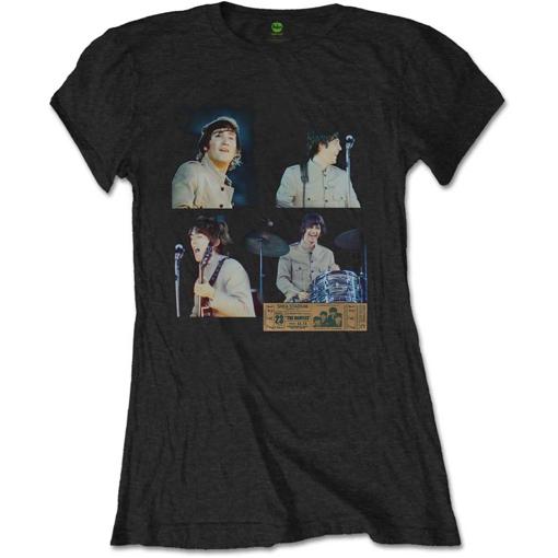 Picture of Beatles Jr's T-Shirt: Shea Stadium Shots