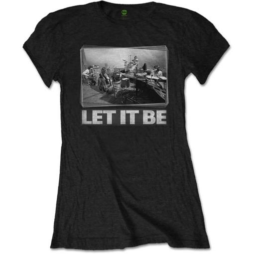 Picture of Beatles Jr's T-Shirt: Let It Be Studio Shot