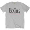 Picture of Beatles Adult T-Shirt: Candlestick Park 1966 Set List