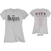Picture of Beatles Jr's T-Shirt: Candlestick Park 1966 Set List