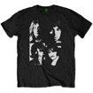 Picture of Beatles Adult T-Shirt: White Album Back in the USSR