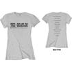 Picture of Beatles Jr's T-Shirt: Nippon Budokan Live Set List