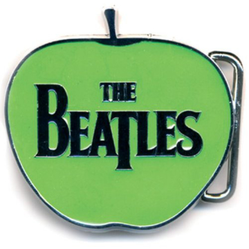 Picture of The Beatles Belt Buckle: Apple Logo