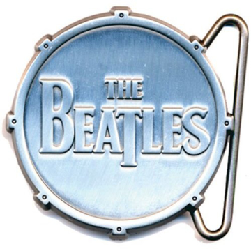 Picture of The Beatles Belt Buckle:   All Metal Drum