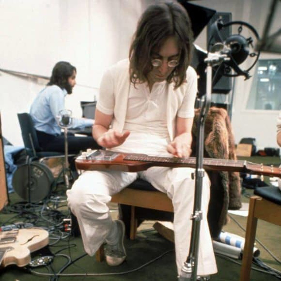 The Beatles - A Day in The Life: January 21, 1969