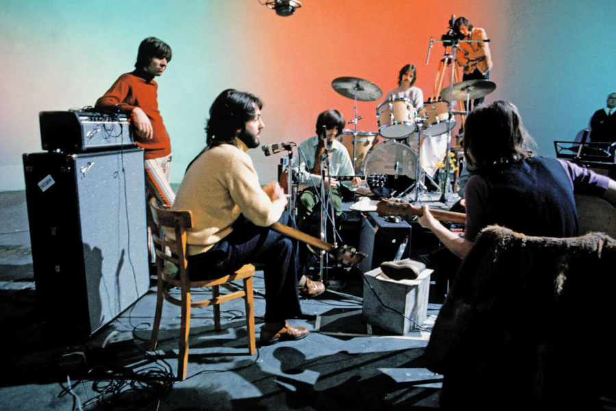 The Beatles - A Day in The Life: January 23, 1969
