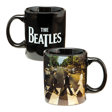 Picture of Beatles Mug: Abbey Road 20 oz. Ceramic Mug