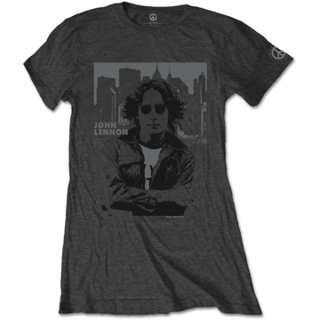 Picture of Beatles Jr's T-Shirt: John Lennon NY Skyline