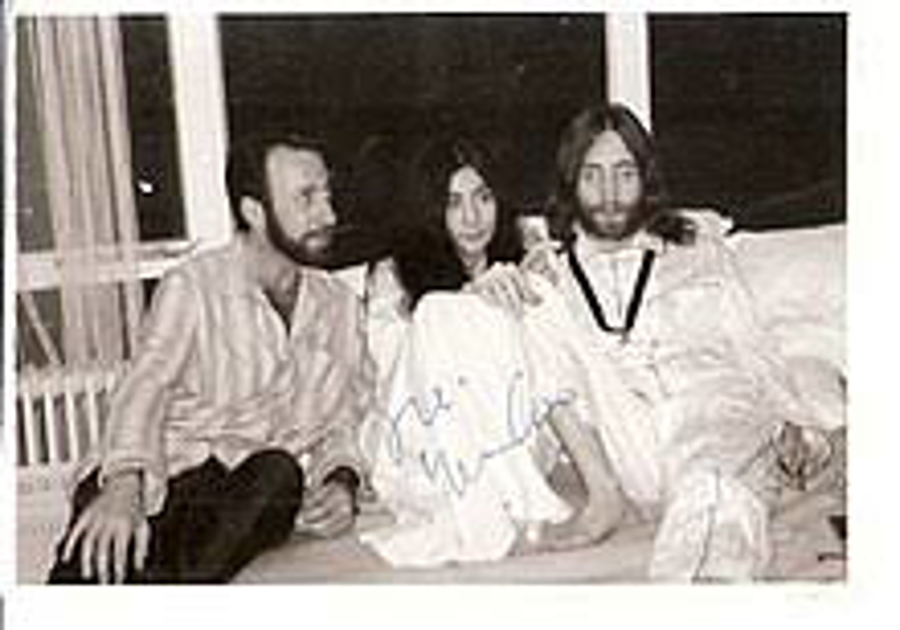 The Beatles 50 Years Ago Today: March 28, 1969