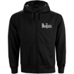 Picture of Beatles Hoodie: Unisex Zipped Drop T Logo