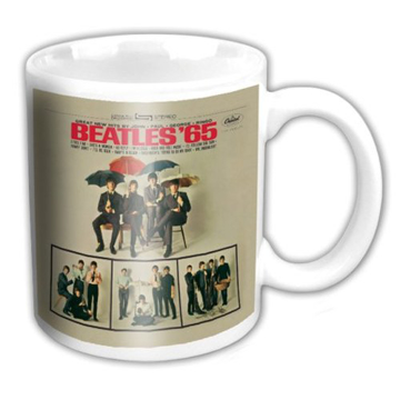 Picture of Beatles Mini Mug: Beatles 1965 USA