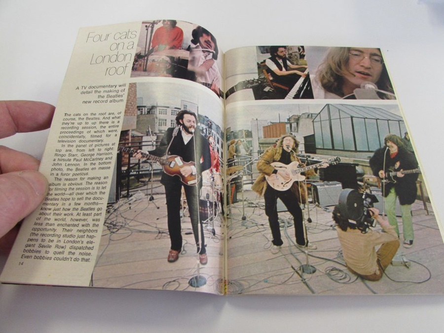 The Beatles - A Day in The Life: April 19, 1969