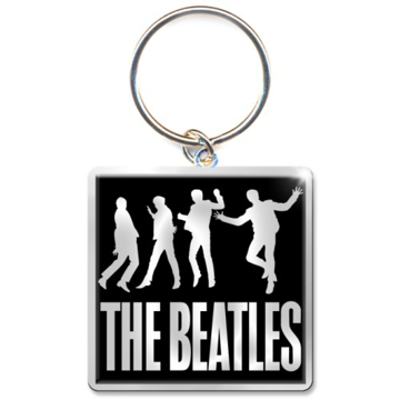 Picture of Beatles Keychain: Jump Photo