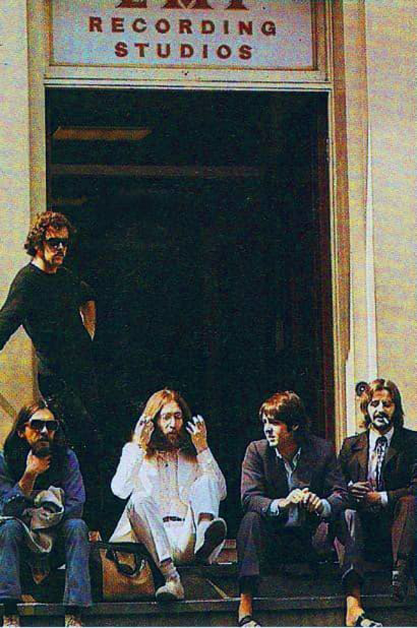 The Beatles - A Day in The Life: July 25, 1969