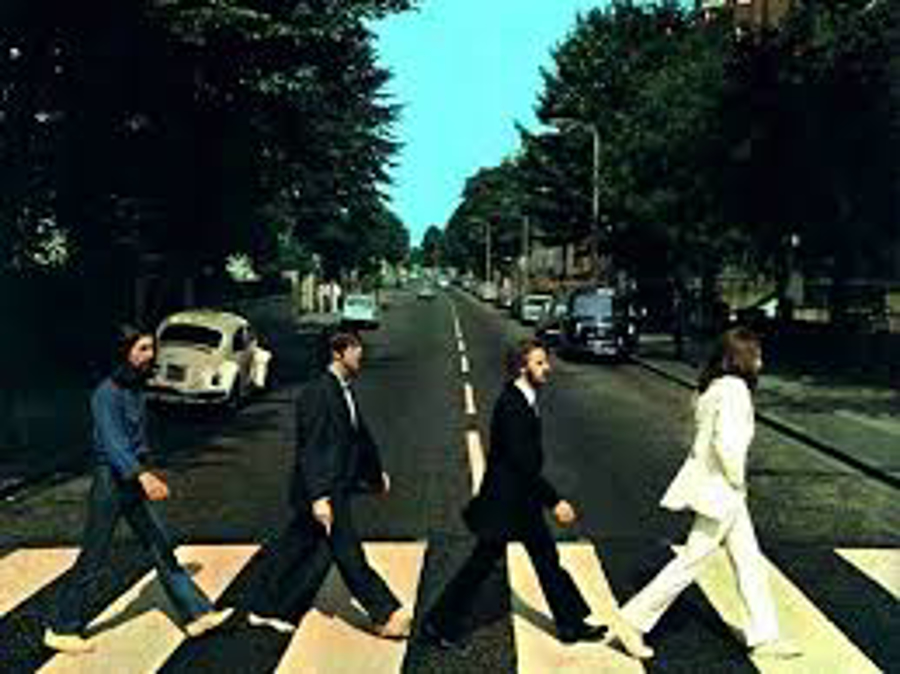 The Beatles - A Day in The Life: August 9, 1969