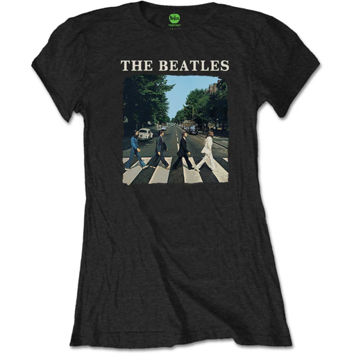 Picture of Beatles Jr's T-Shirt: Abbey Road Black