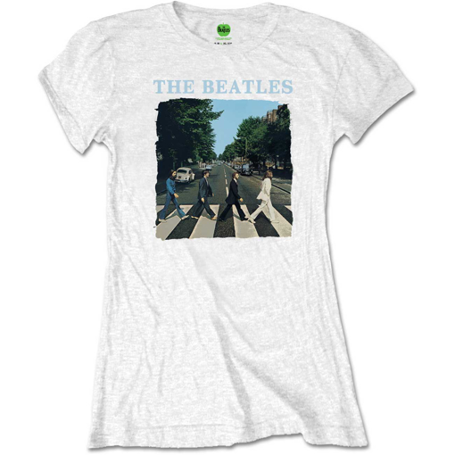 Picture of Beatles Jr's T-Shirt: Abbey Road White
