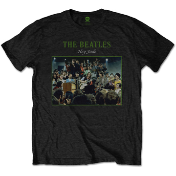 Picture of Beatles Adult T-Shirt: Hey Jude Live