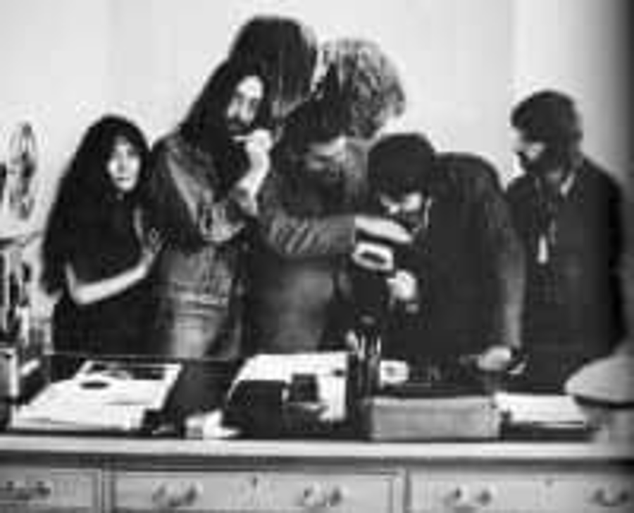 The Beatles - A Day in The Life: September 20, 1969