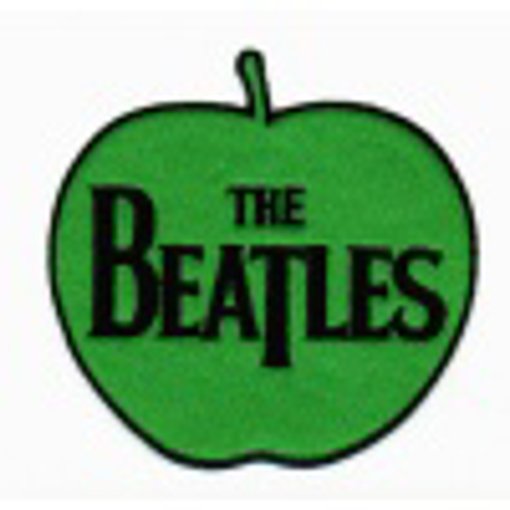 Picture of Beatles Patches: Green Apple Patch