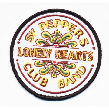Picture of Beatles Patches: Sgt. Pepper Drum