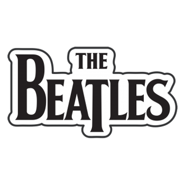 "Picture of Beatles Sticker:  Beatles ""Logo"" Sticker"