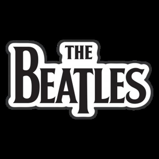 "Picture of Beatles Sticker:  Beatles ""Logo"" Sticker"