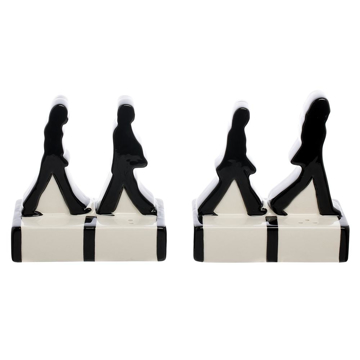 Picture of Beatles Salt & Pepper: The Beatles Silhouettes Salt & Pepper Set